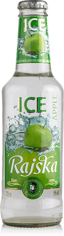 Imagem Rajska Ice Apple 275ml